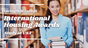 International Housing Awards at Springfield College, USA