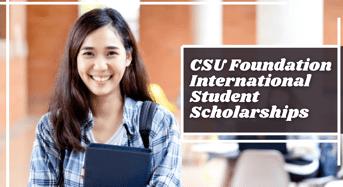 CSU Foundation International Student Scholarships in Australia
