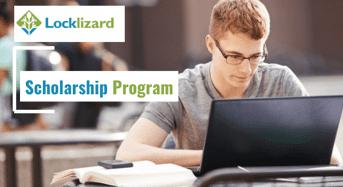 Locklizard Scholarship Program, 2022