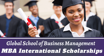 MBA international awards at Global School of Business Management, 2022