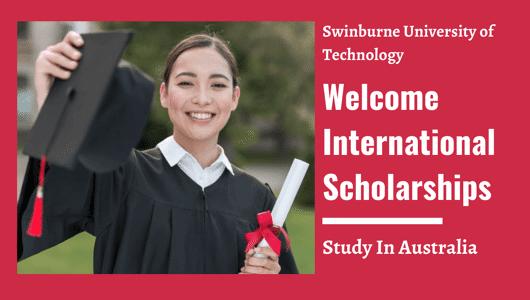 Swinburne Welcome international awards in Australia