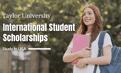 Taylor University International Student Scholarships in USA
