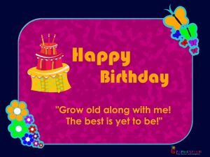 Happy Birthday Greeting 4