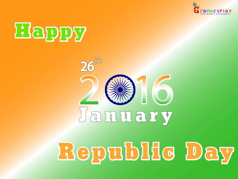 Indian Republic Day Greeting 1