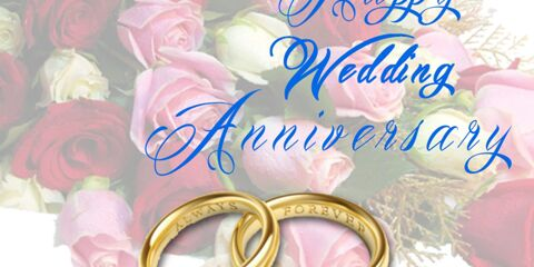 Happy Wedding Anniversary Greeting 8