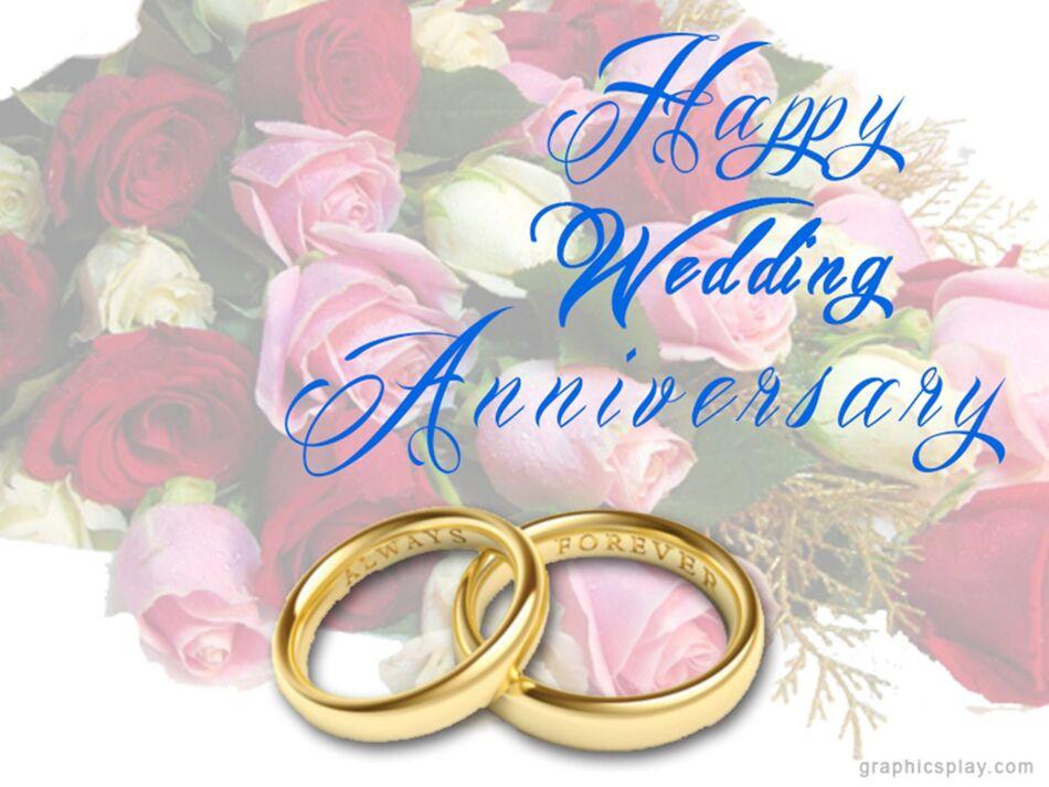 Happy Wedding Anniversary Greeting 1