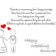 Happy Wedding Anniversary Greeting With Quotes 6