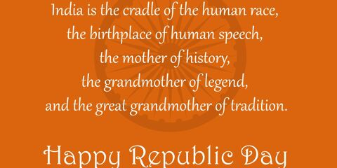 Indian Republic Day Greeting 5