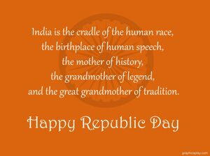 Indian Republic Day Greeting 6