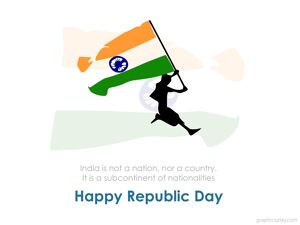 Happy Republic Day Greeting 6
