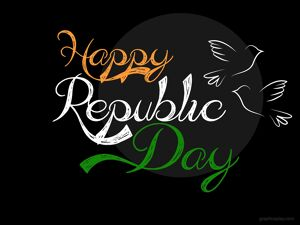 Happy Republic Day Greeting 16