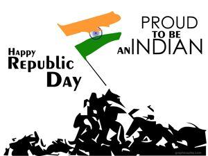 Happy Republic Day Greeting 14