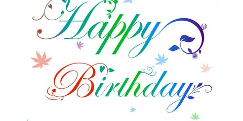 Happy Birthday Greeting 5