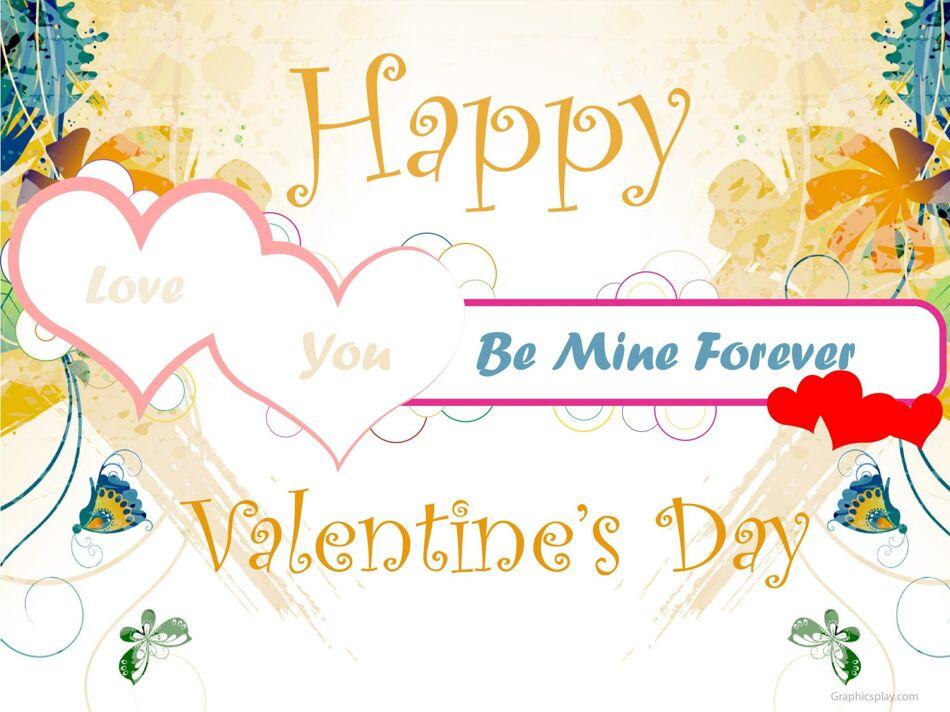 Happy Valentines Day Nice Greeting 1