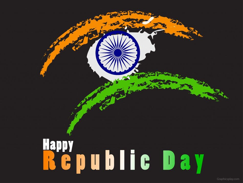 Indian Republic Day Beautiful Greeting 1