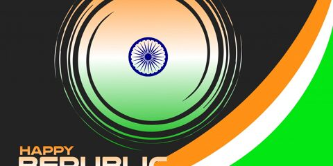 Nice Happy Republic Day Indian Greeting 6