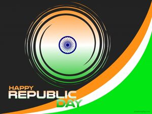 Nice Happy Republic Day Indian Greeting 7