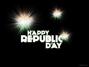 Happy Republic Day Indian Greeting 10