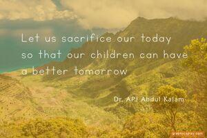 A.P.J Abdul Kalam Quotes 10