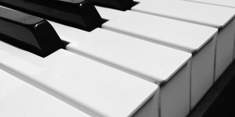 Beautiful Piano Keys Free Photo 2