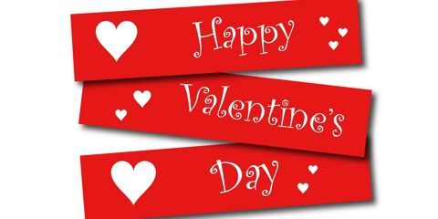 Happy Valentine's Day Greeting -2207 8