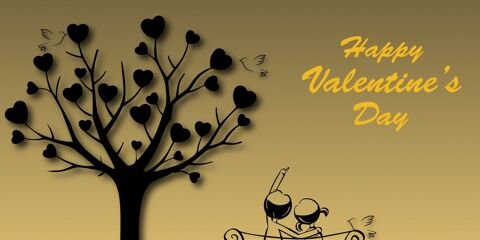 Happy Valentine's Day Greeting -2238 3