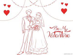 Happy Valentine's Day Greeting -2172 11
