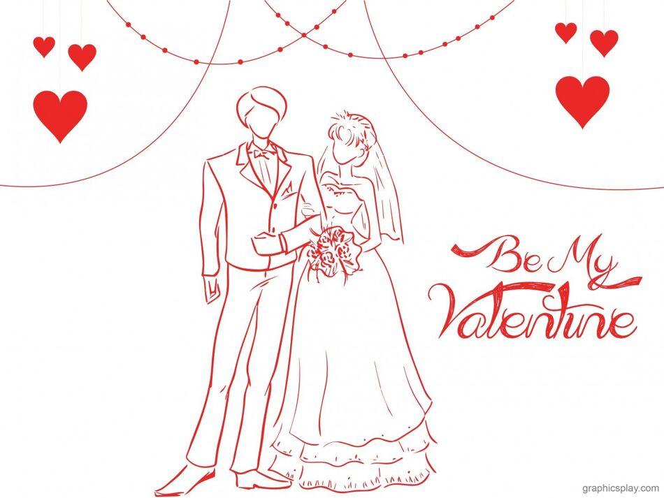 Happy Valentine's Day Greeting -2172 1