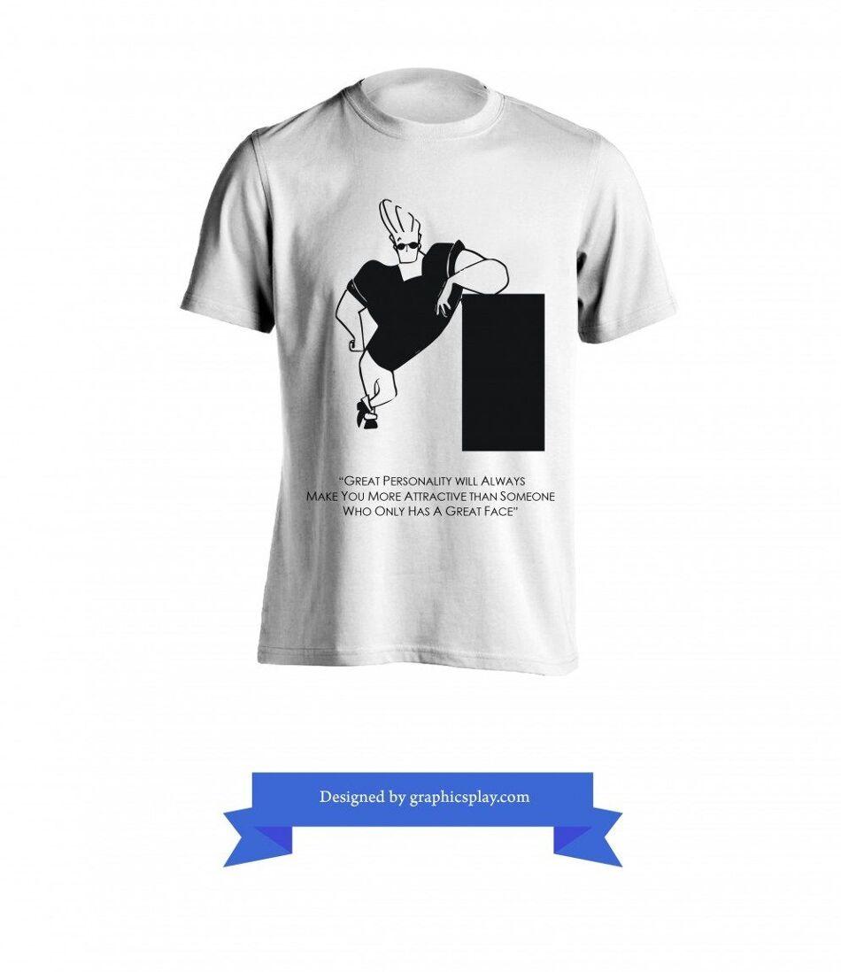 T-Shirt Design Vector ID-2101 1