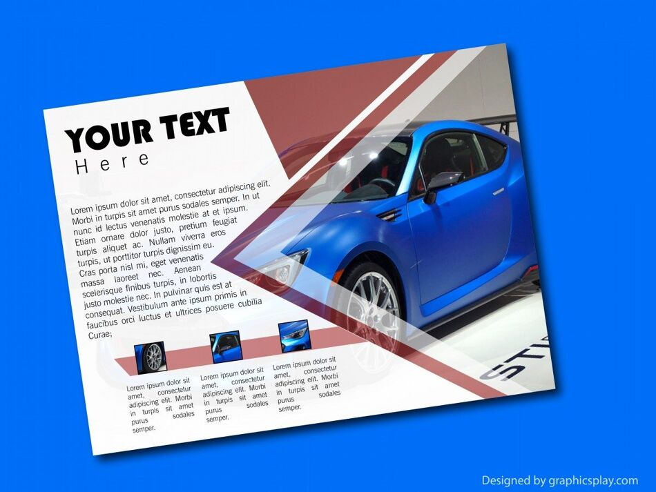 Flyer Design Template ID - 2662 1