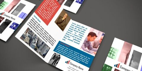 Brochure Design Template ID - 3473 5