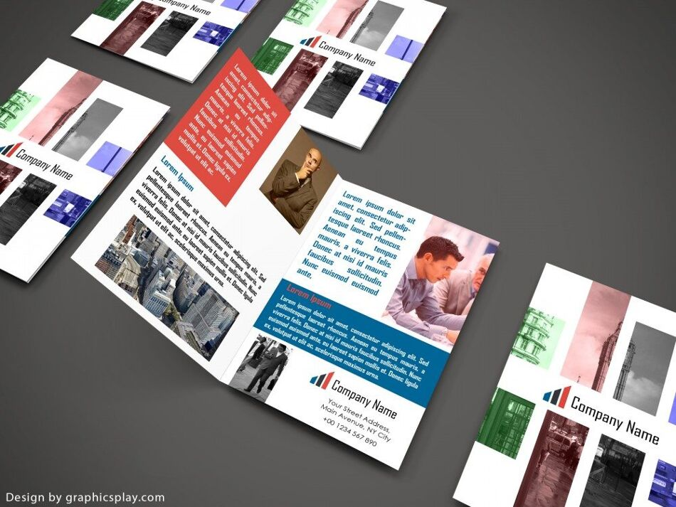 Brochure Design Template ID - 3473 1
