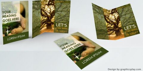 Brochure Design Template ID - 3516 3
