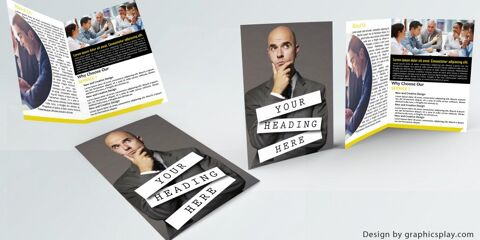 Brochure Design Template ID - 3533 4