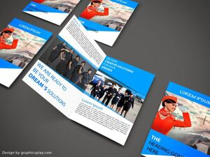 Brochure Design Template ID - 3534 15
