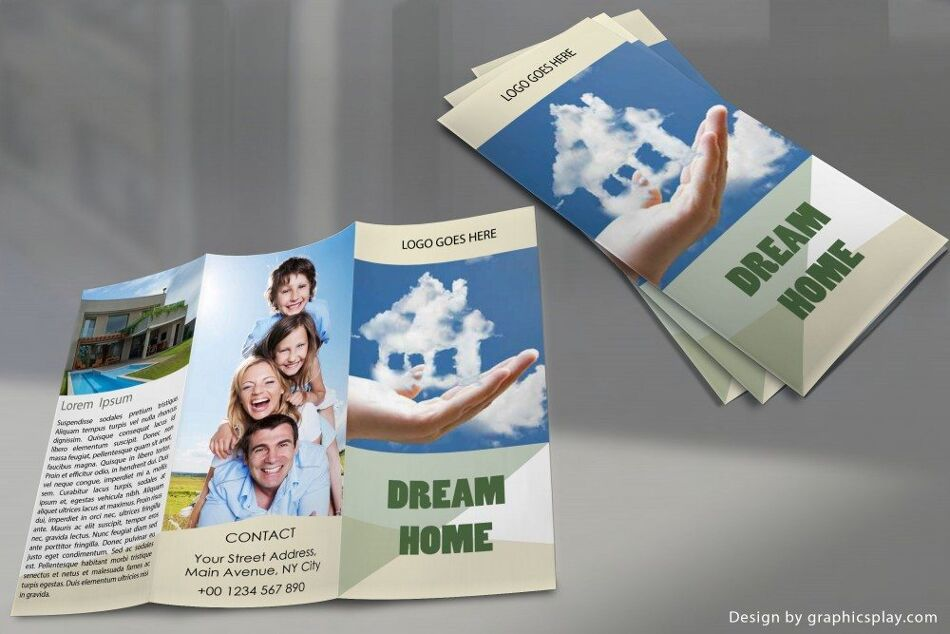 Brochure Design Template ID - 3558 1