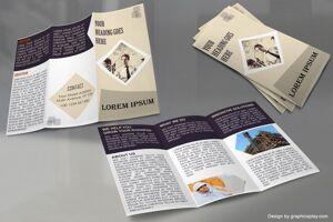 Brochure Design Template ID - 3562 20