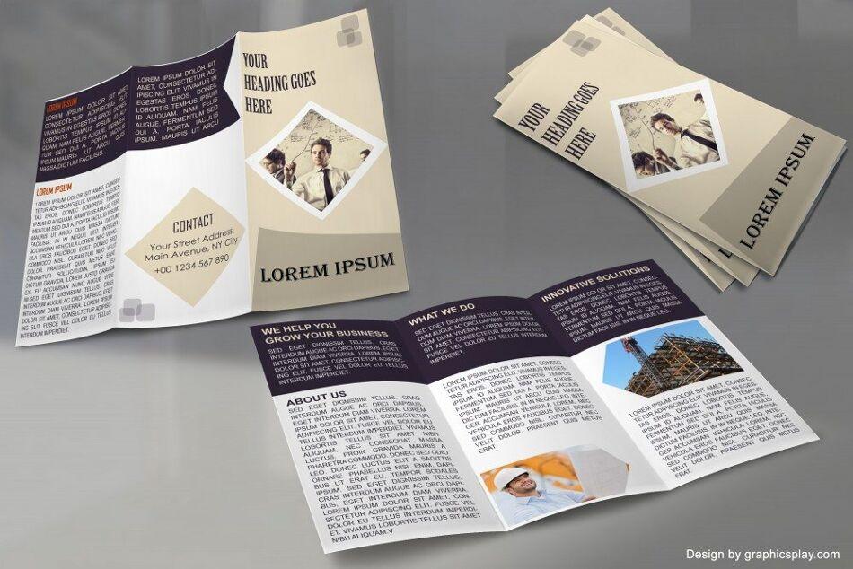 Brochure Design Template ID - 3562 1