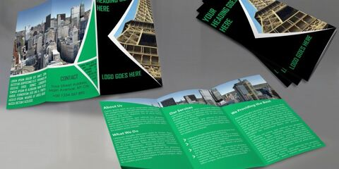 Brochure Design Template ID - 3590 10