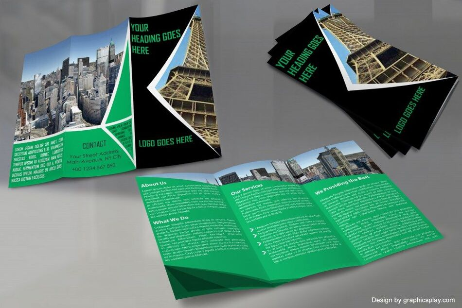 Brochure Design Template ID - 3590 1