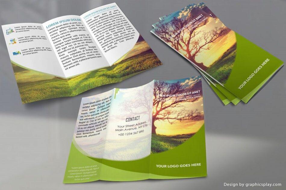 Brochure Design Template ID - 3586 1