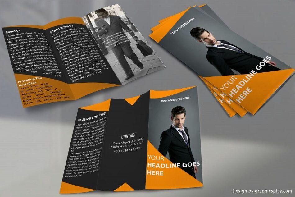 Brochure Design Template ID - 3587 1