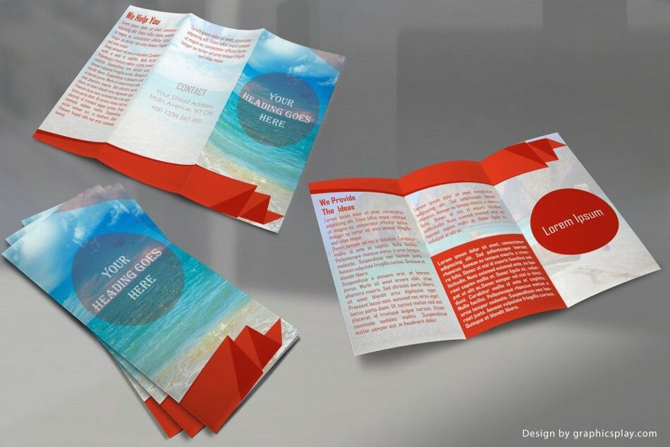 Brochure Design Template ID - 3589 1