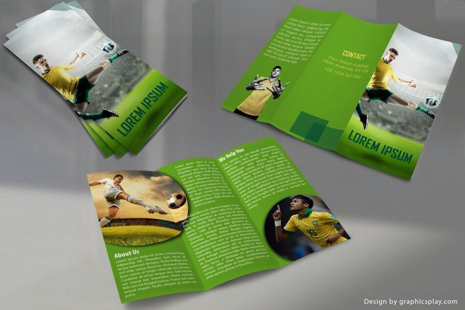 Brochure Design Template ID - 3613 1