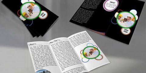 Brochure Design Template ID - 3614 5