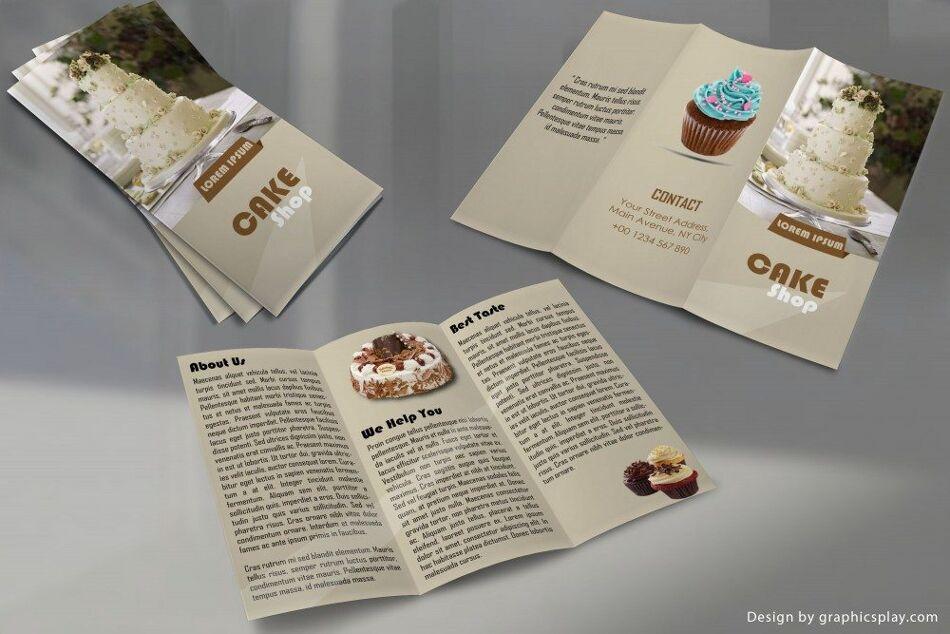 Brochure Design Template ID - 3612 1