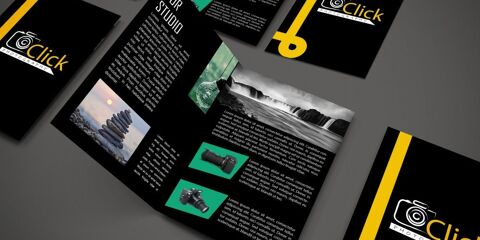 Brochure Design Template ID - 3474 3