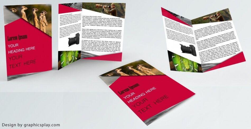 Brochure Design Template ID - 3481 1