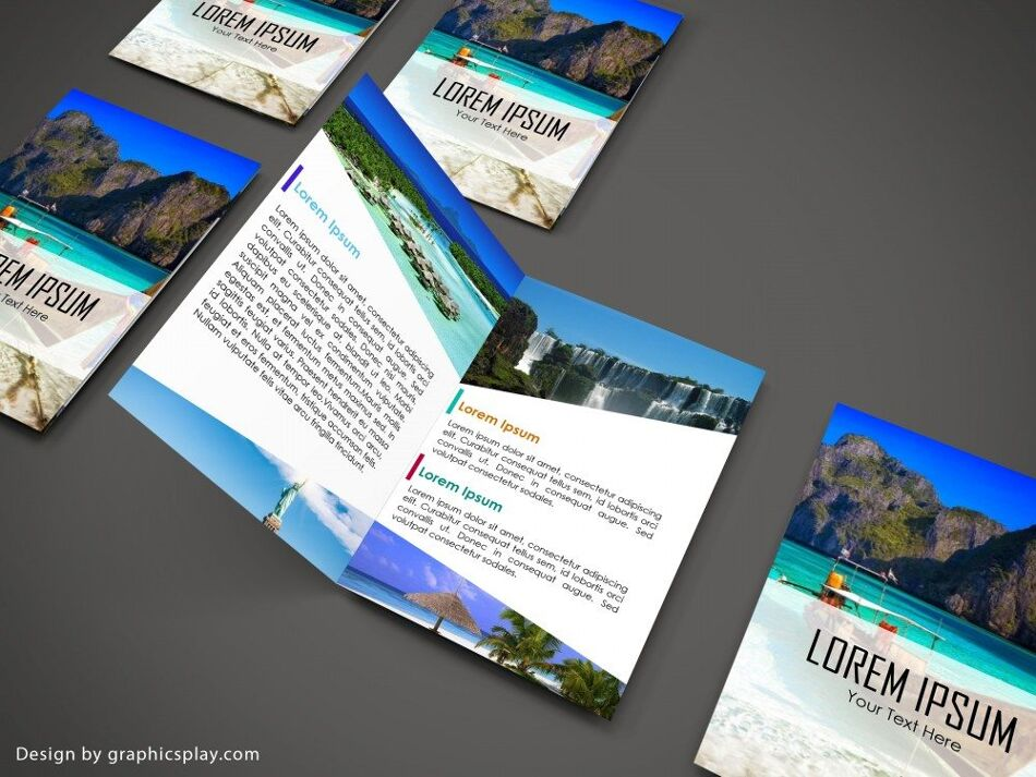 Brochure Design Template ID - 3480 1