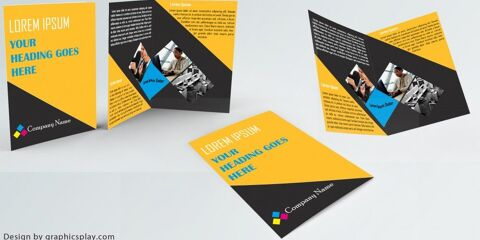 Brochure Design Template ID - 3513 7